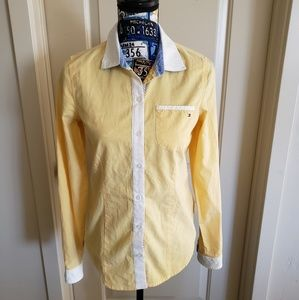 Tommy Hilfiger Shirt Women Size S